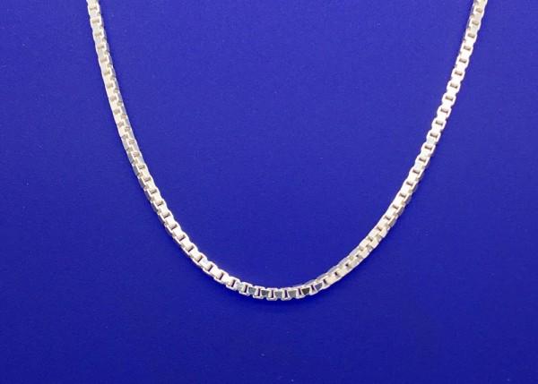 Venezianer Kettchen Silber Länge 60 cm