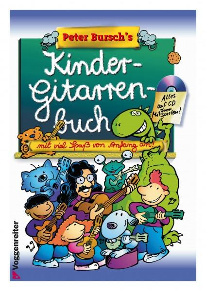 Kinder-Gitarrenbuch Peter Bursch