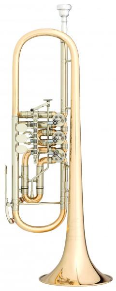 Scherzer B-Konzerttrompete JS8218WGT-1-0