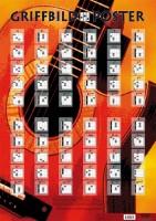 Poster Griffbilder Akkorde Gitarre Bessler/Opgenoorth