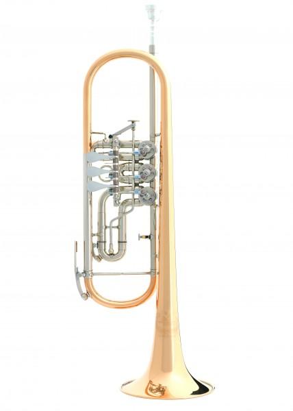 B&S B-Konzerttrompete (weit) BS3005WGT-1-0