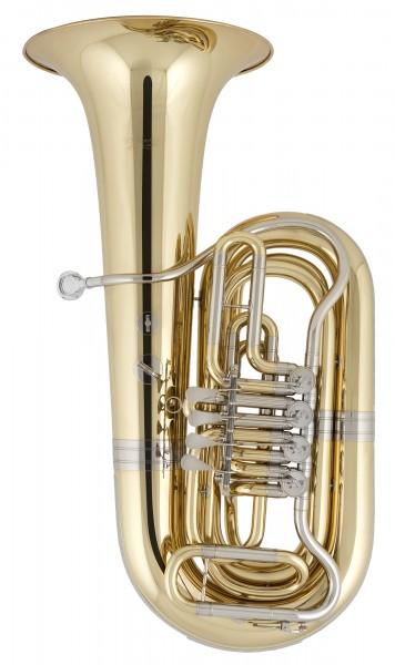 Cerveny B-Tuba CVBB681-4