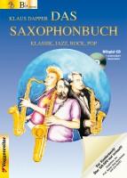 Das Saxophonbuch Klaus Dapper Band 1 Tenorsaxophon