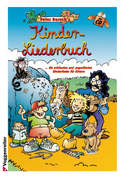 Kinder-Liederbuch Peter Bursch